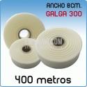Rolos de Polietileno G300 8cmx400m