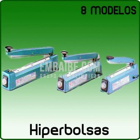 Soldadora de bolsas modelo Hiperbolsas