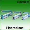 Selladora de bolsas modelo Hiperbolsas
