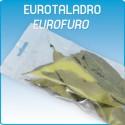 Sacos polietileno auto fecho e euro furo