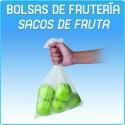 Bolsas de frutería