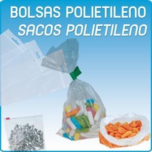 Bolsas y rollos de polietileno